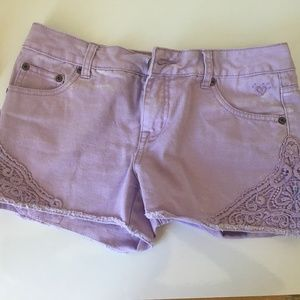 Violet Justice Premium Jean Shorts
